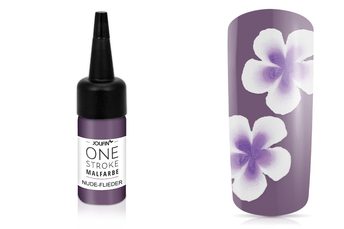 Jolifin One-Stroke Malfarbe nude-flieder 14ml