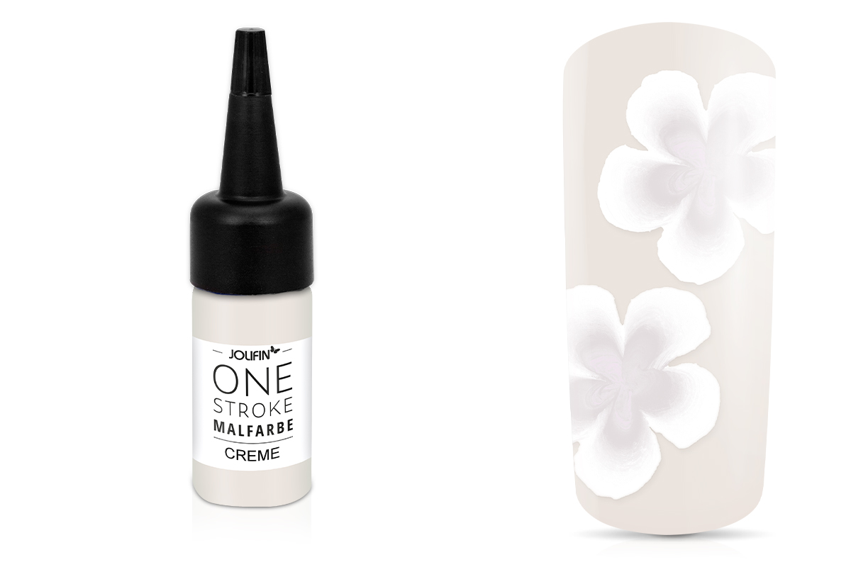 Jolifin One-Stroke Malfarbe creme 14ml