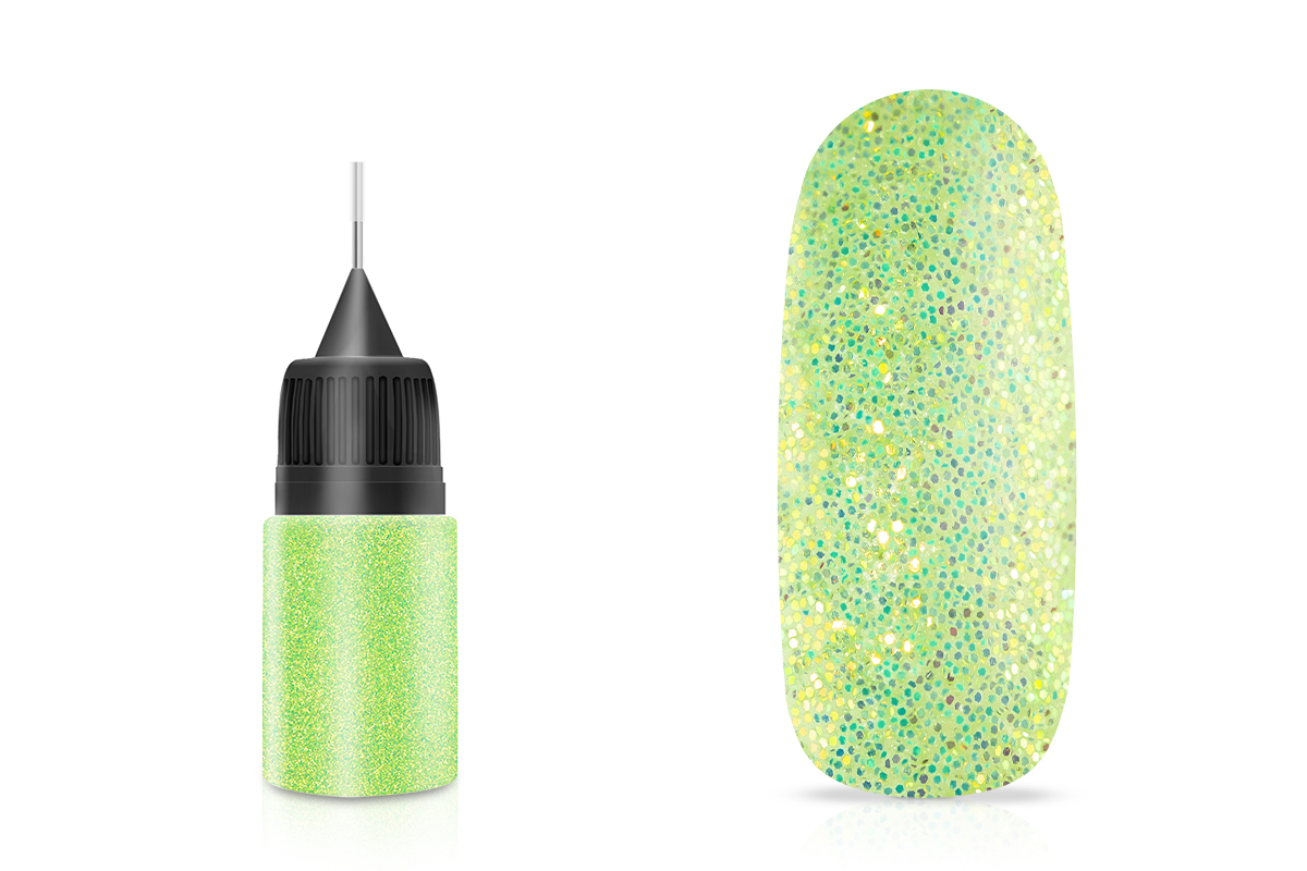 Jolifin LAVENI Diamond Dust - Nightshine green