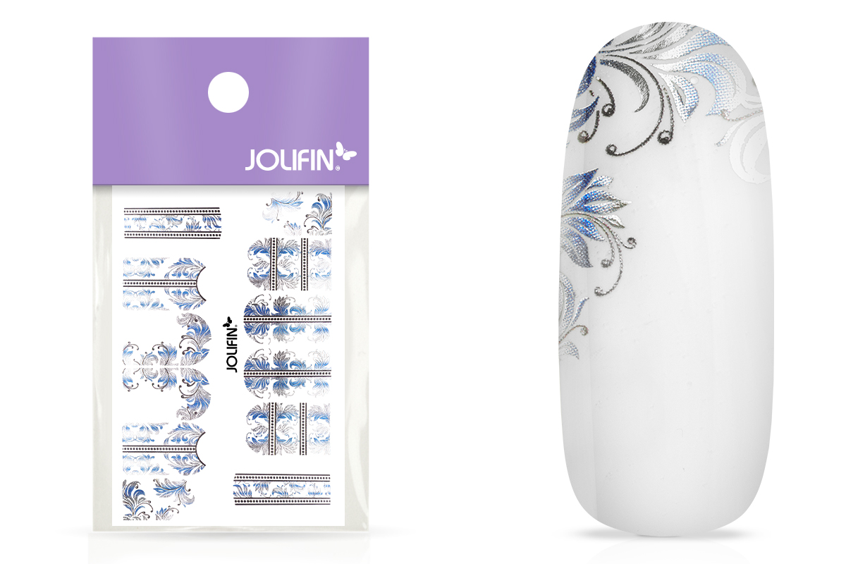 Jolifin Metallic Tattoo Wrap 39