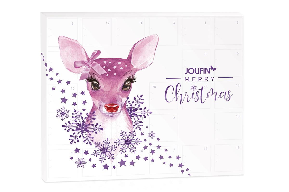 Jolifin Adventskalender 2019 - Nailart