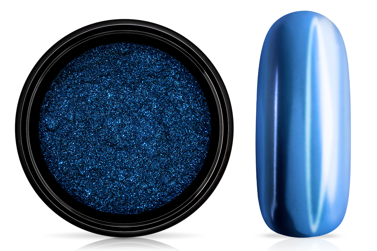 Jolifin Super Mirror-Chrome Pigment - blue