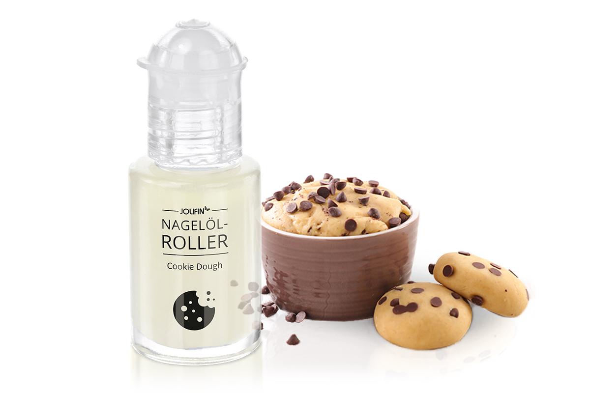 Jolifin Nagelölroller Christmas - Cookie Dough 6ml