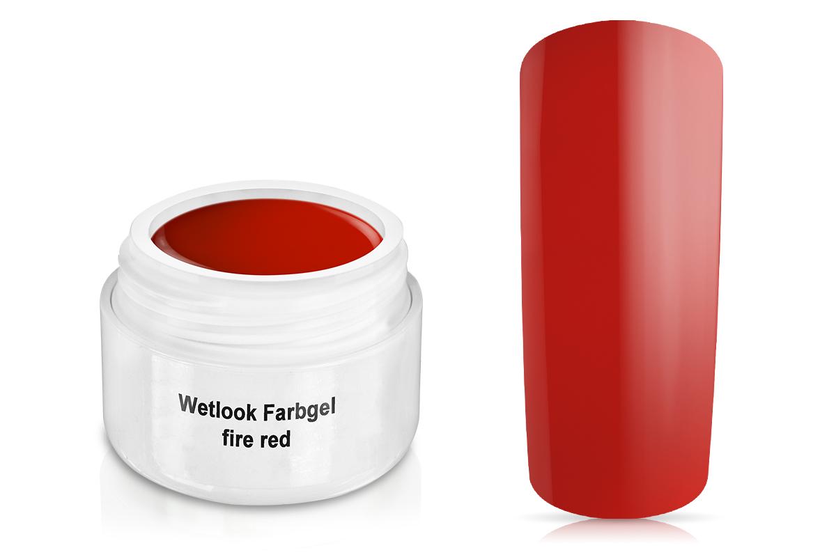 Wetlook Farbgel fire red 5ml