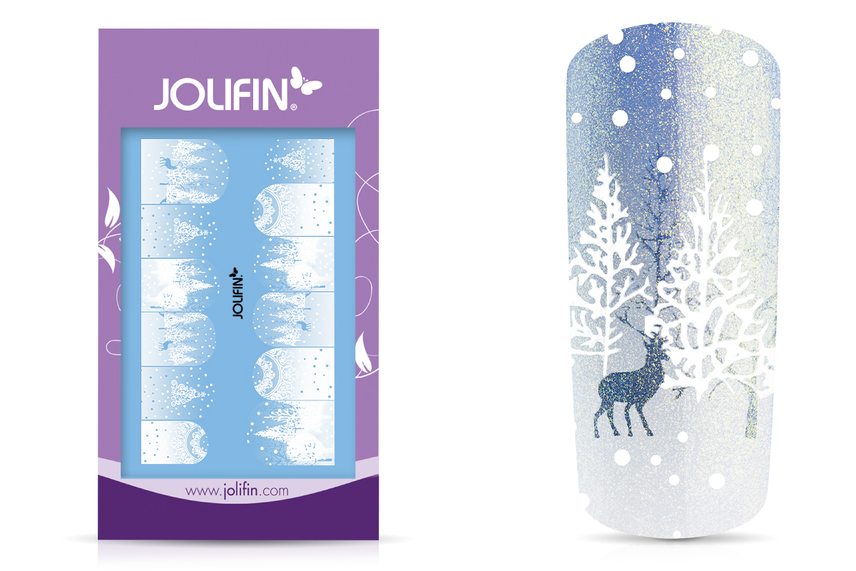Jolifin Ombre Tattoo - Christmas Nr. 2