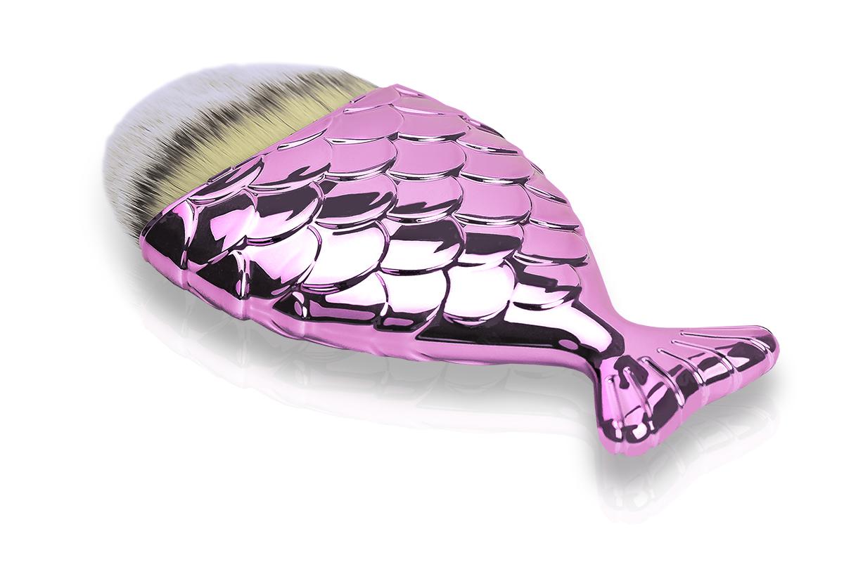 Jolifin Staubpinsel - big mermaid lavender