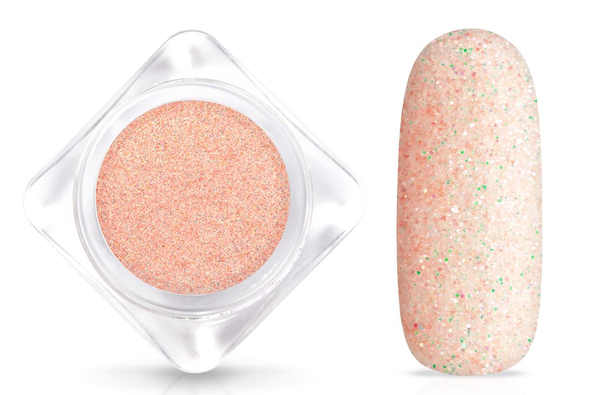 Jolifin Pastell Glitter - apricot