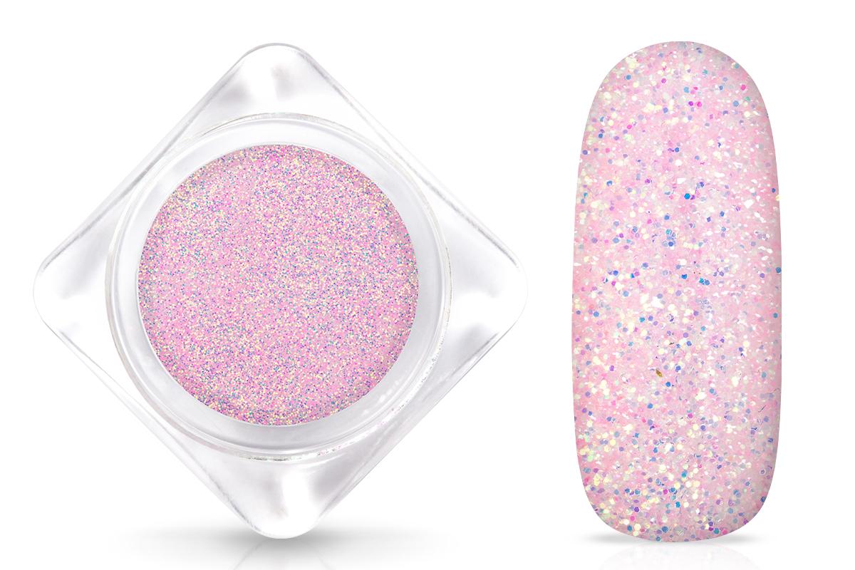 Jolifin Pastell Glitter - babypink