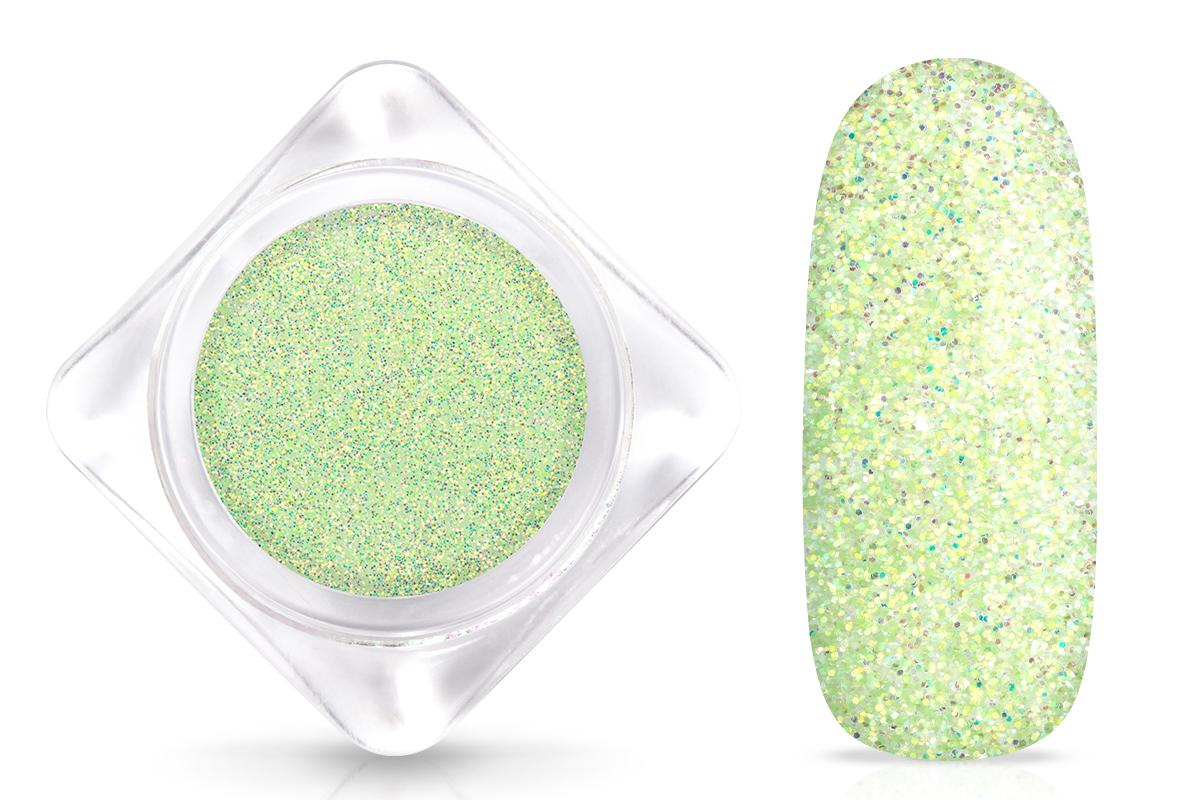 Jolifin Pastell Glitter - green
