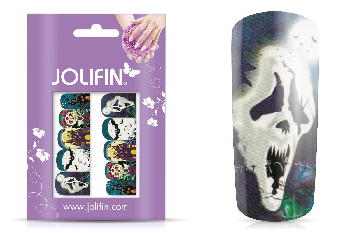 Jolifin Tattoo Wrap Halloween Nr. 3