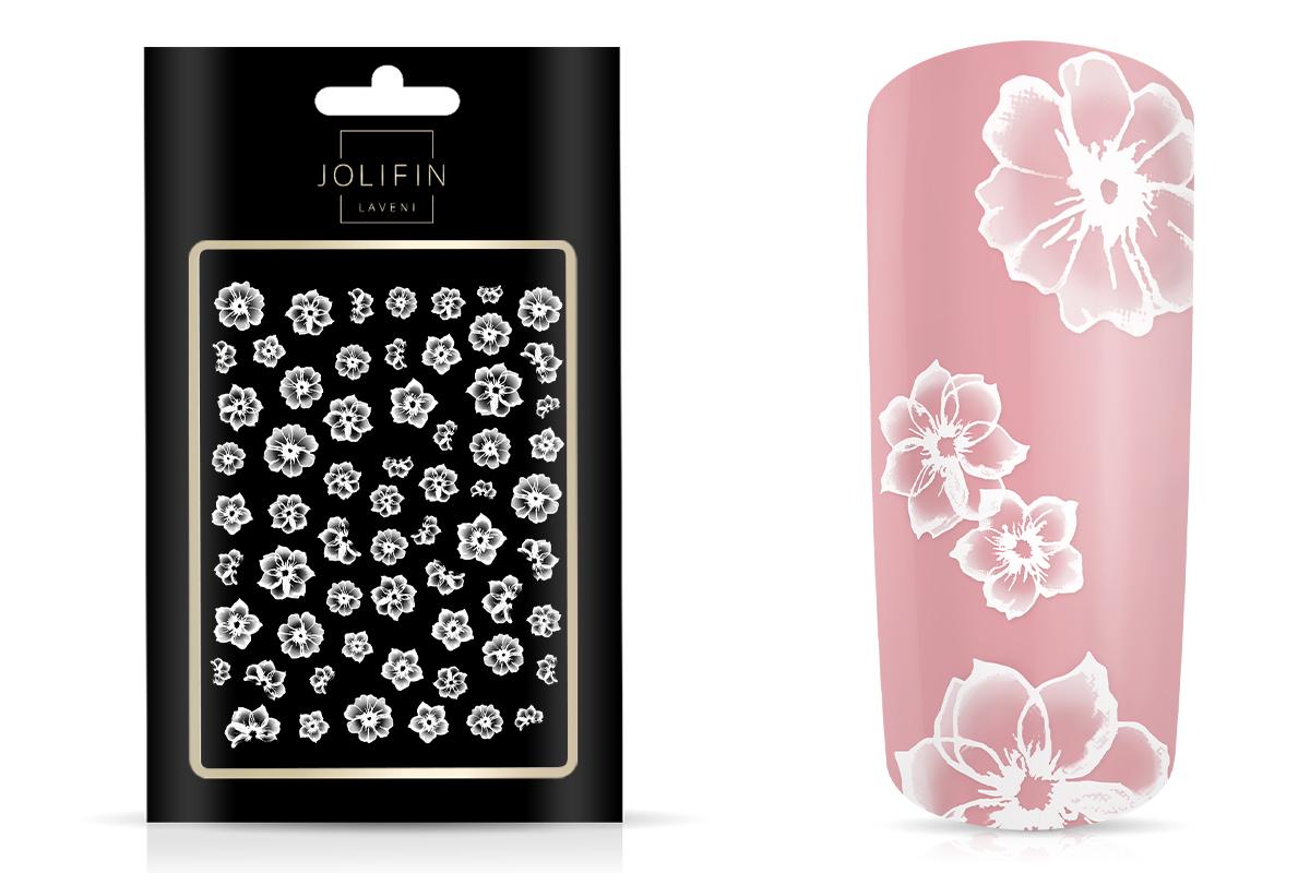 Jolifin LAVENI XL Sticker - White 8