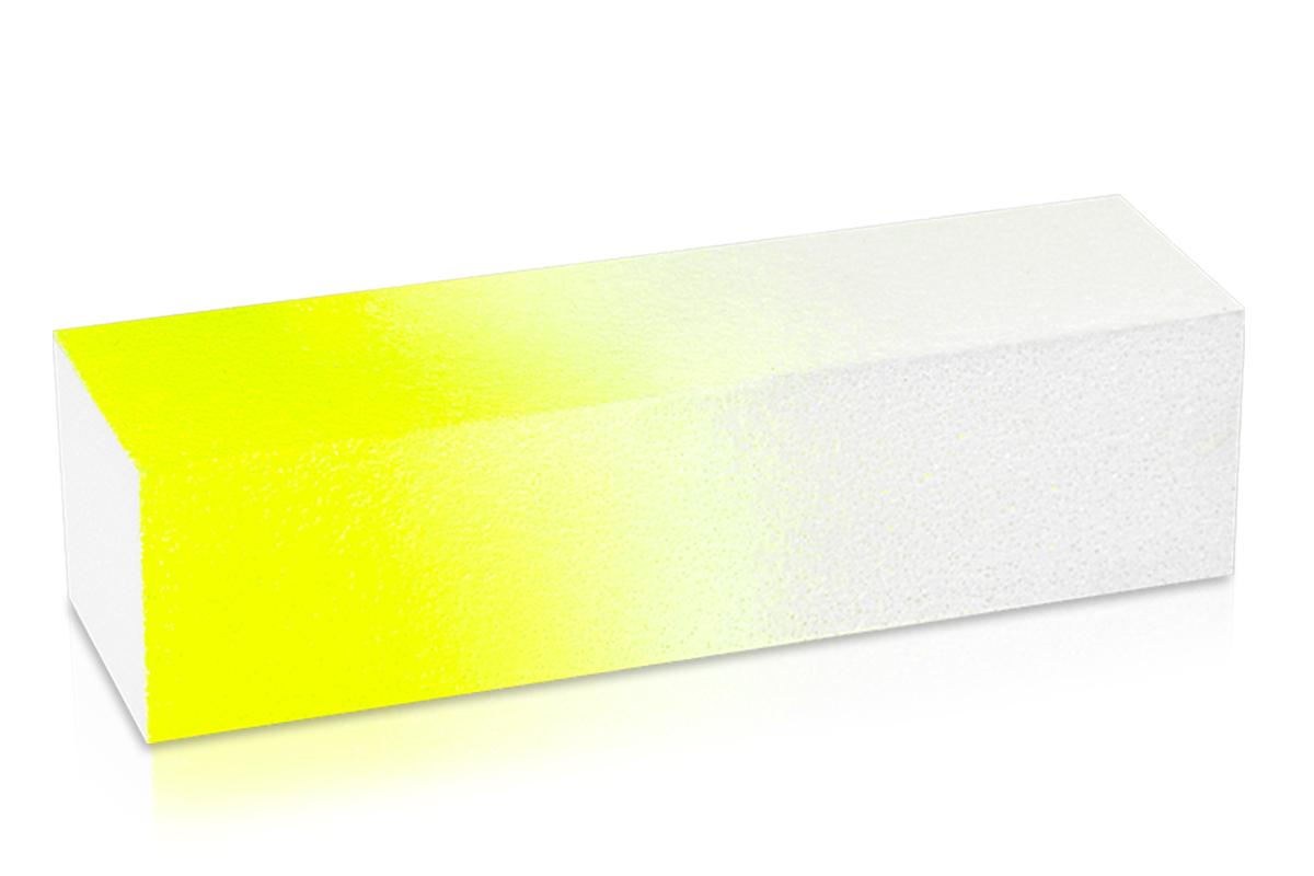 Jolifin Buffer-Schleifblock - neon-yellow ombre