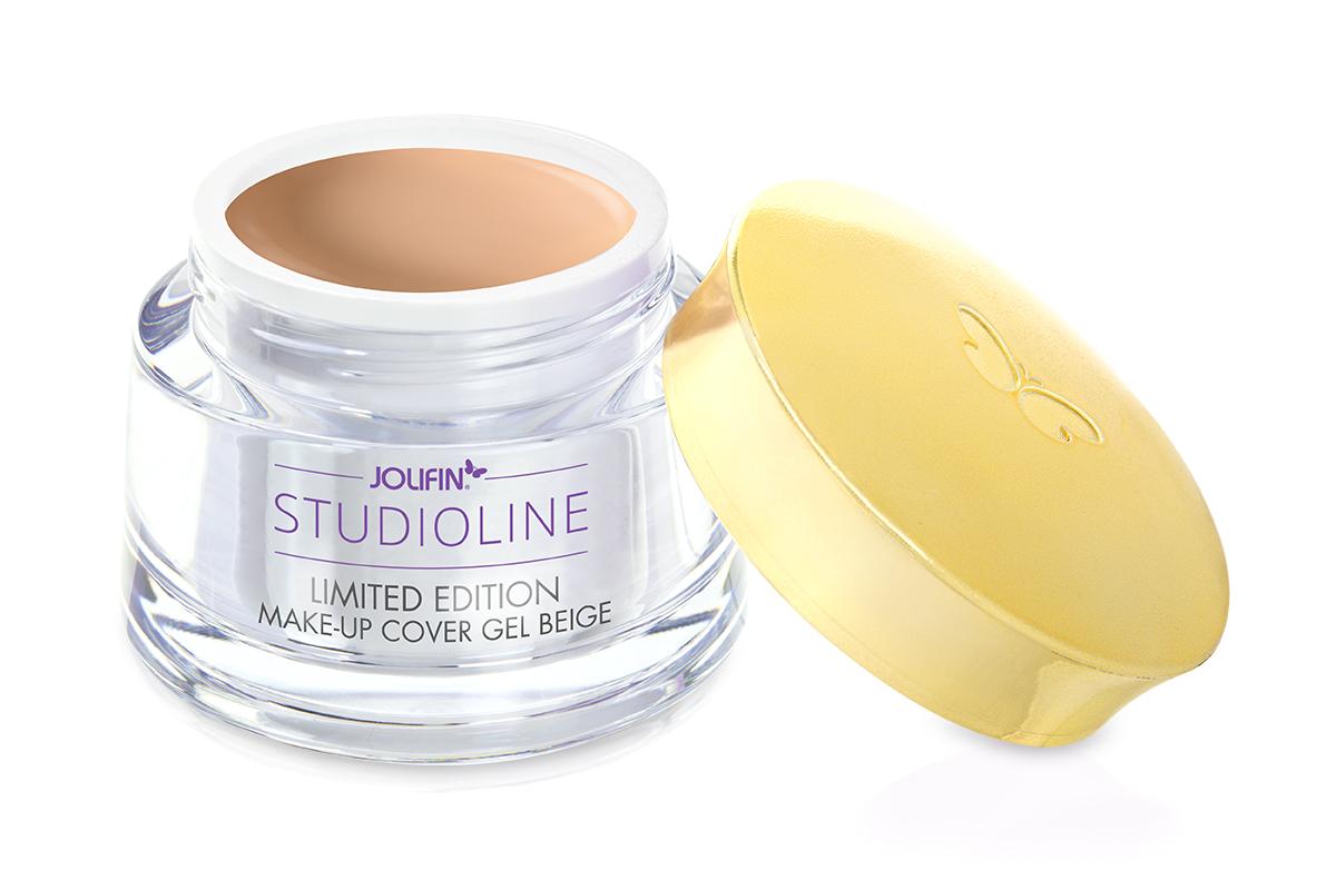 Jolifin Make-Up Gel beige 30ml - Limited Edition