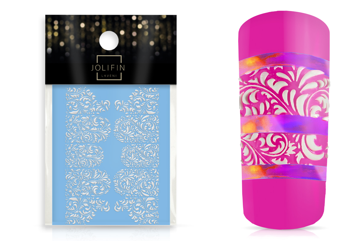 Jolifin LAVENI 3D Tattoo Wrap - Nr. 23