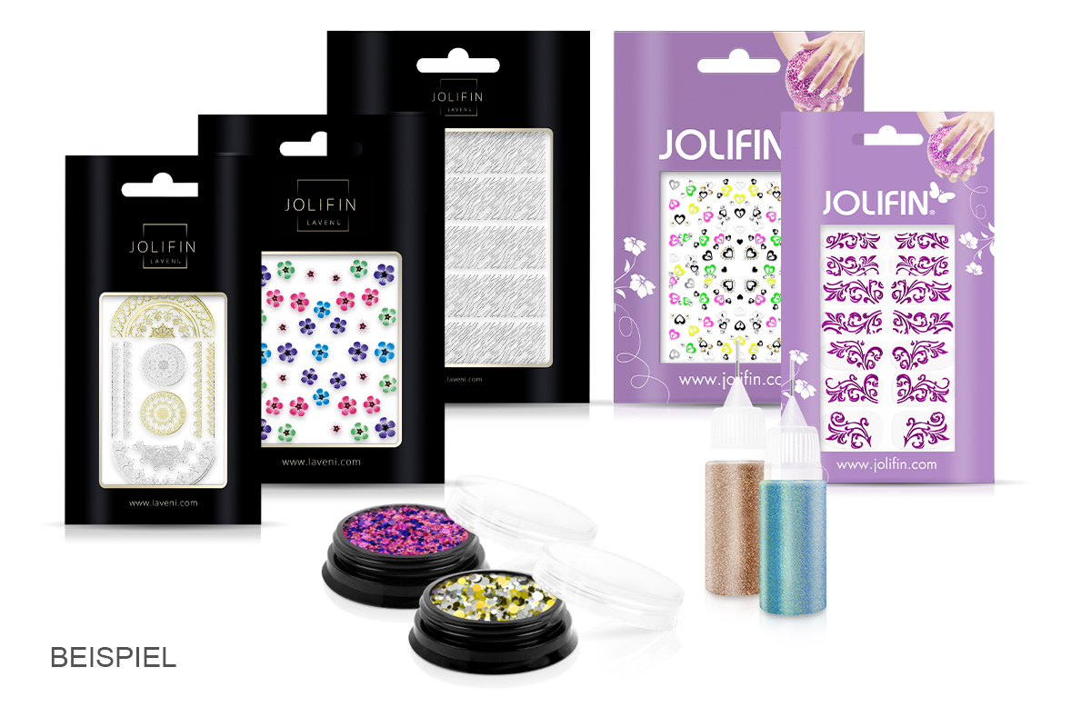 Jolifin Nailart-Set Surprise III - November