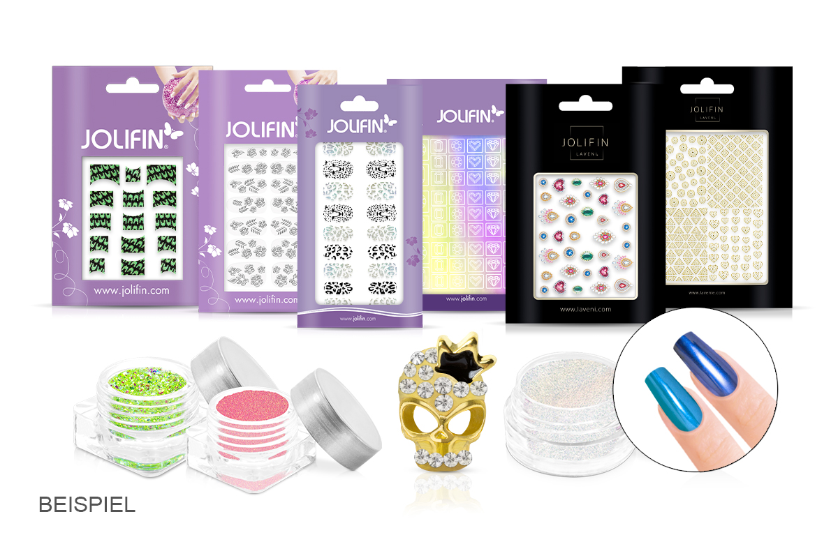 Jolifin Nailart-Set Surprise VIII - November