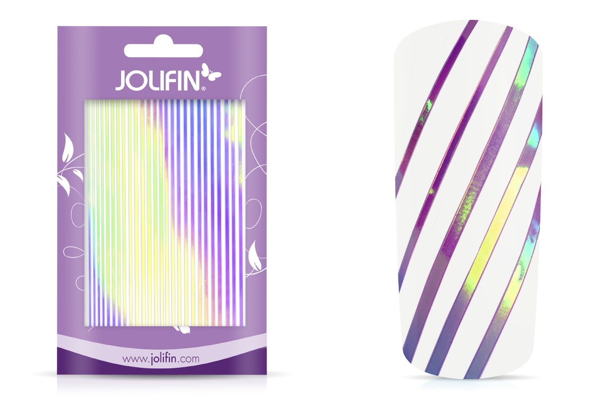 Jolifin Aurora Sticker - Stripes Cosmos