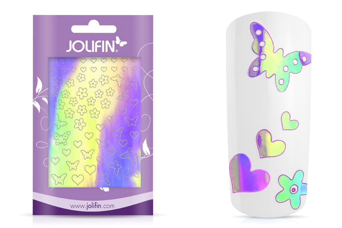 Jolifin Aurora Sticker - Butterfly Mix Cosmos