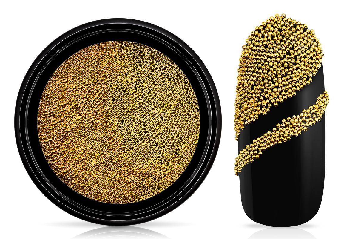 Jolifin LAVENI Magnetic Micro Pearls - gold