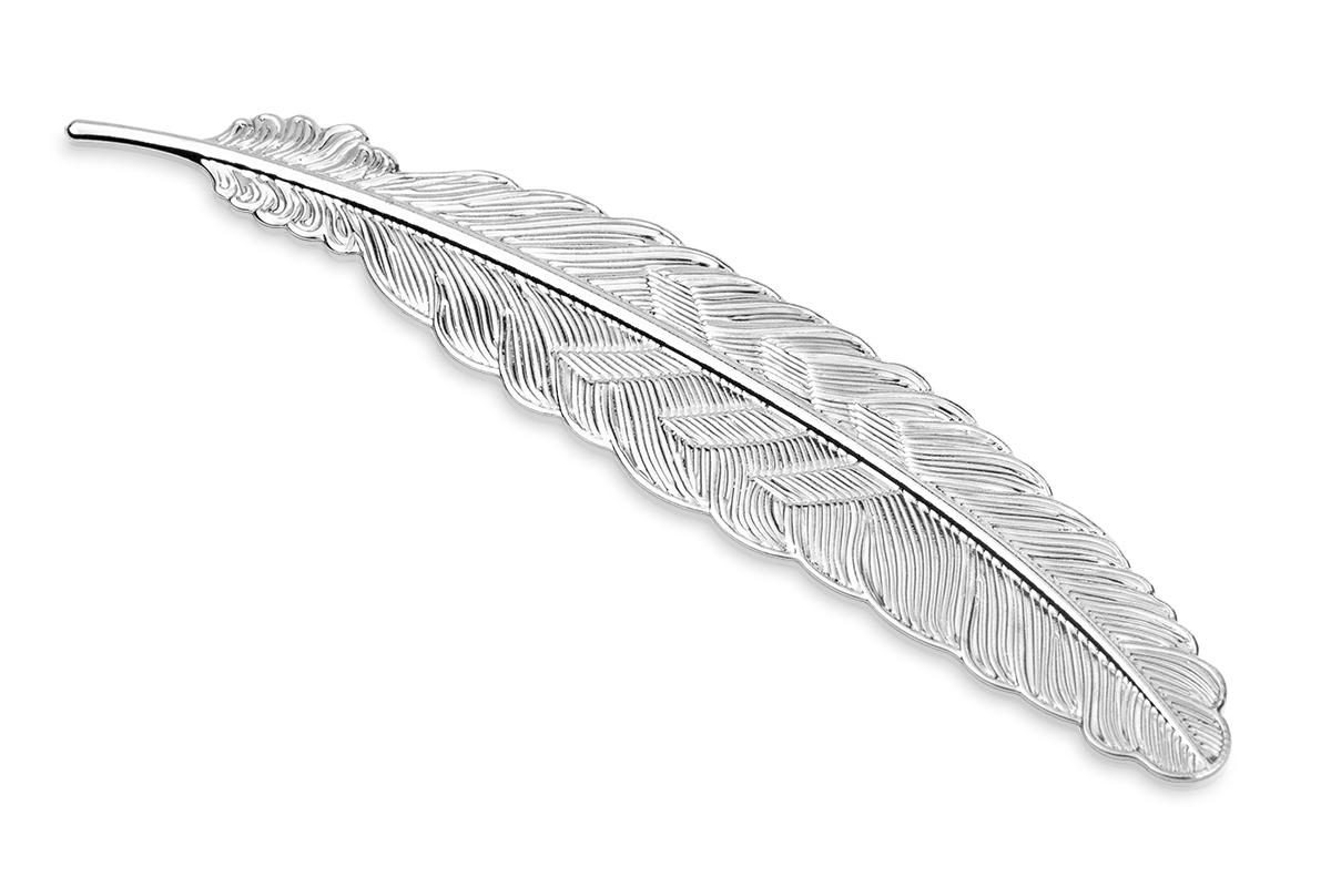 Jolifin Präsentationsdisplay - Feder silber