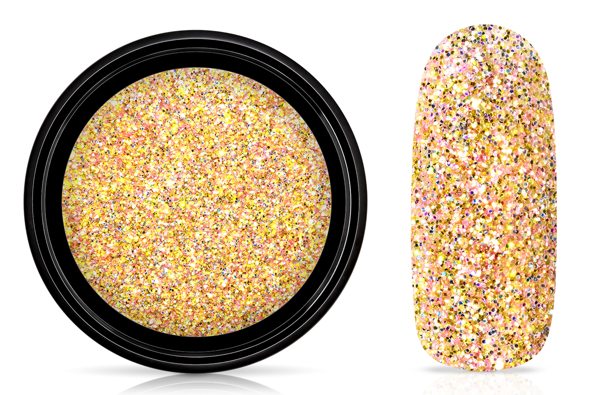 Jolifin LAVENI Glam Glitter - champagne