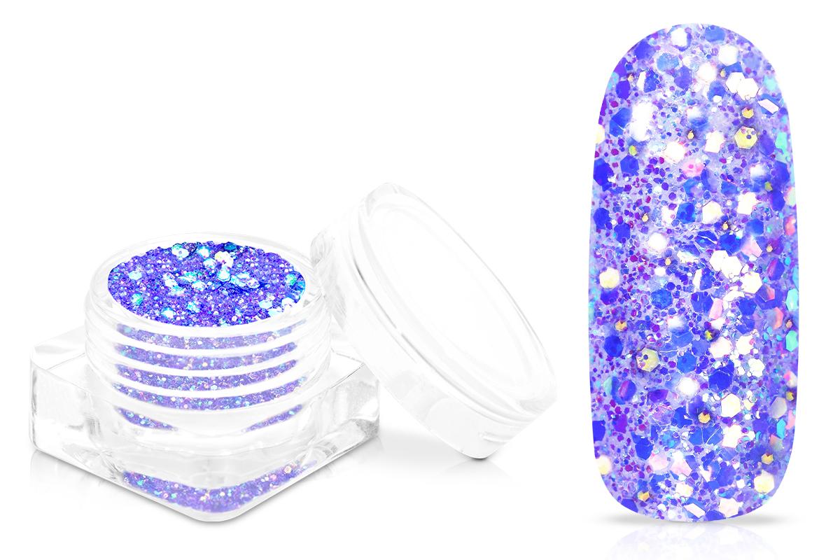 Jolifin Nightshine Crystal Glitter - purple