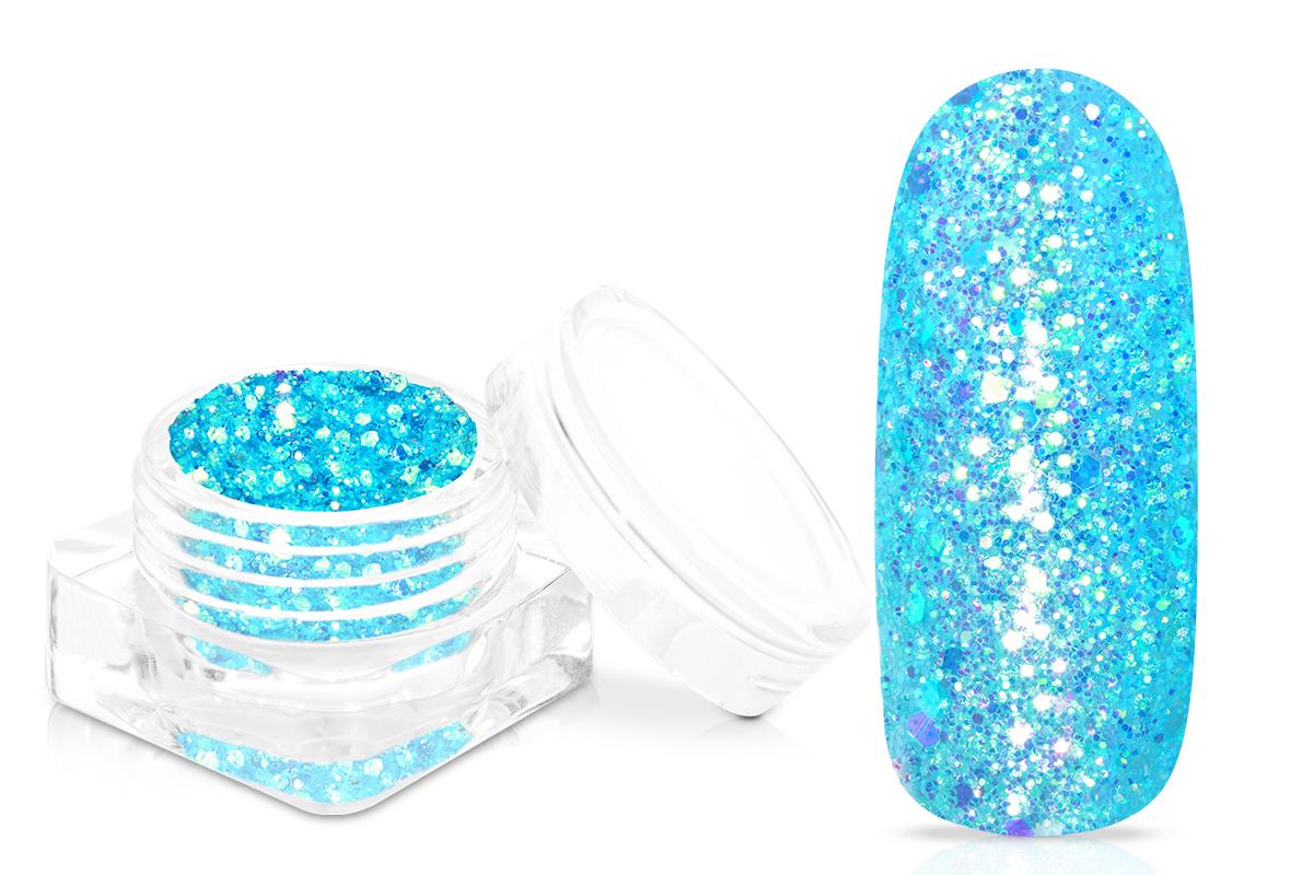 Jolifin Mermaid Glam Glitter - neon-ocean