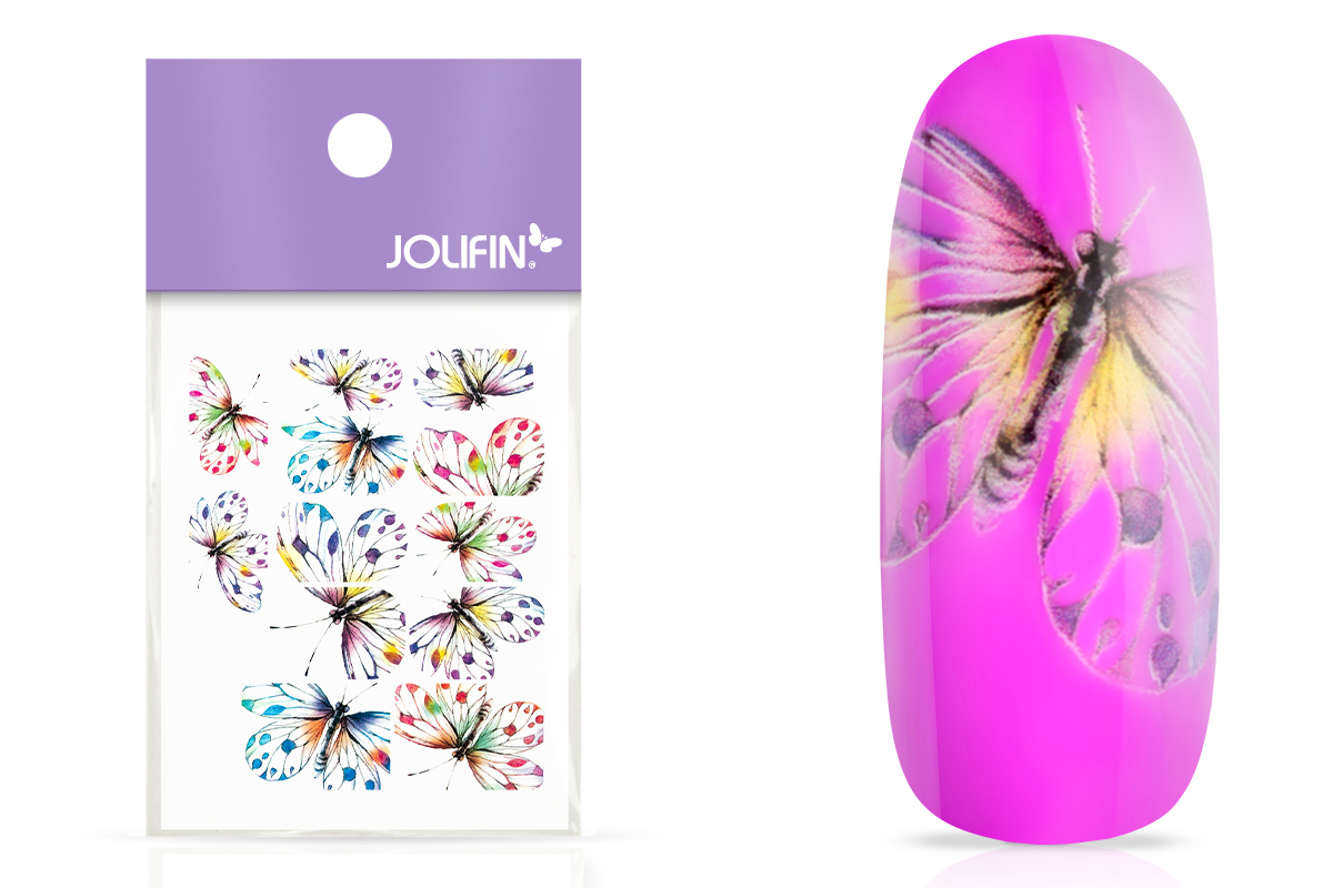 Jolifin Flora Nailart Tattoo Nr. 17