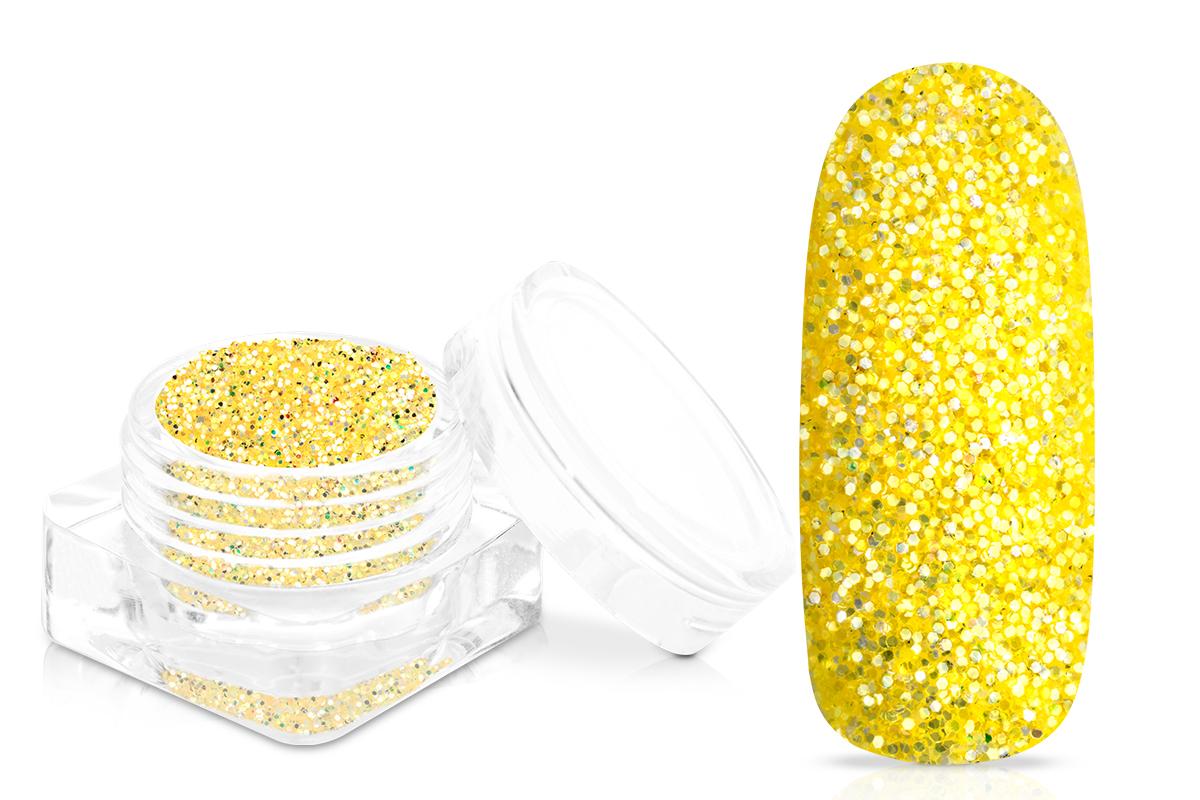 Jolifin Happy Glitter - yellow