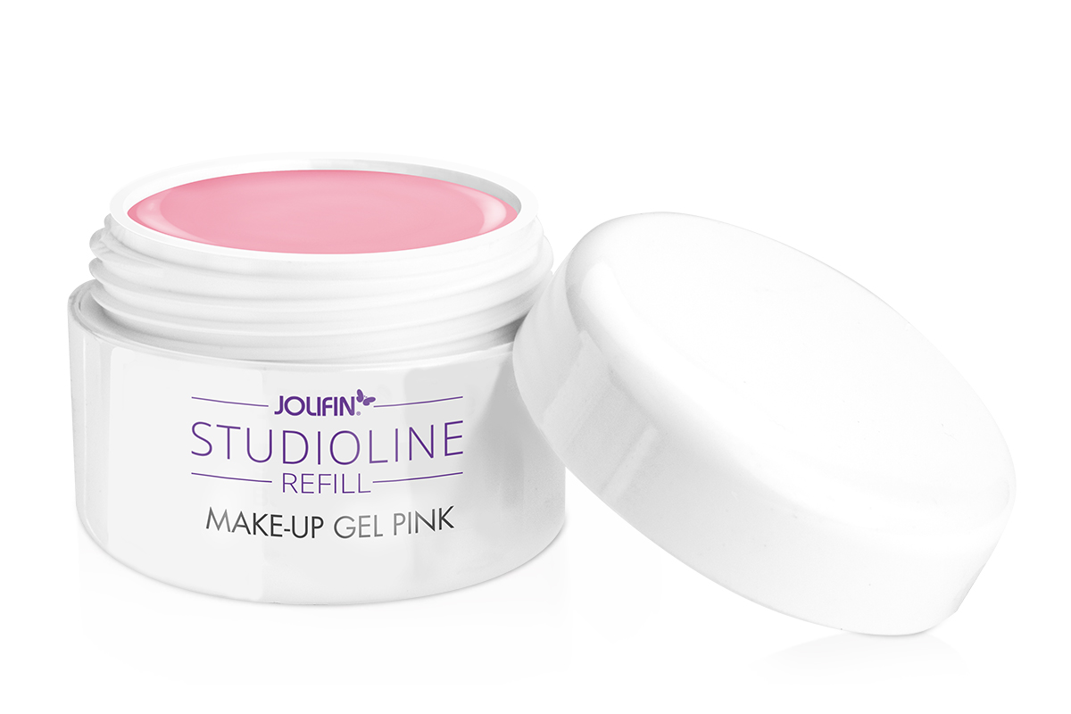 Jolifin Studioline Refill - Make-Up Gel pink 5ml