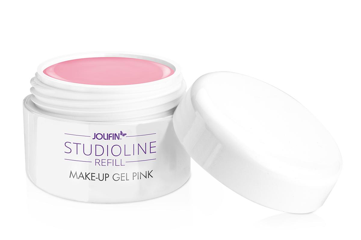 Jolifin Studioline Refill - Make-Up Gel pink 30ml