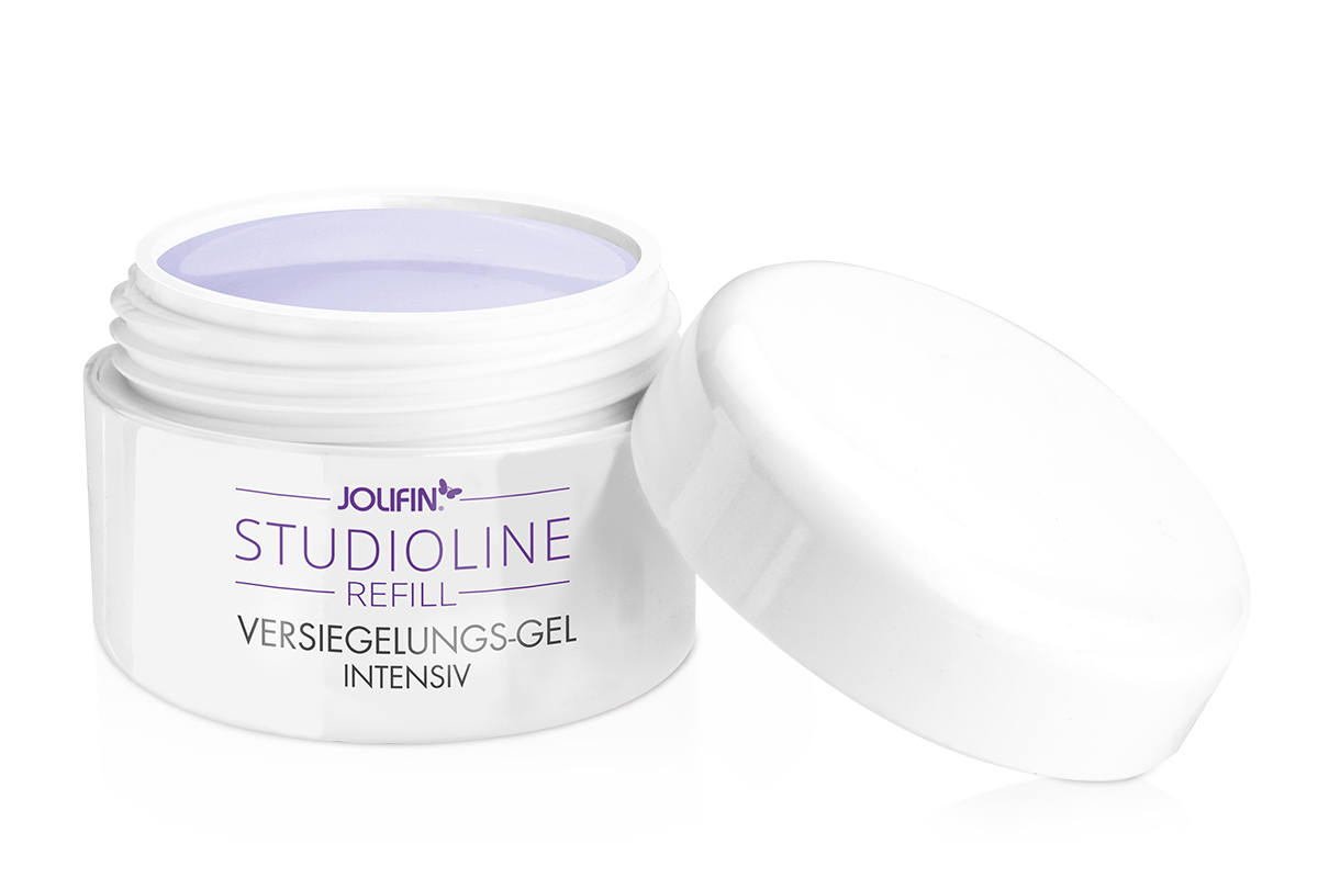Jolifin Studioline Refill - Versiegelungs-Gel intensiv 30ml