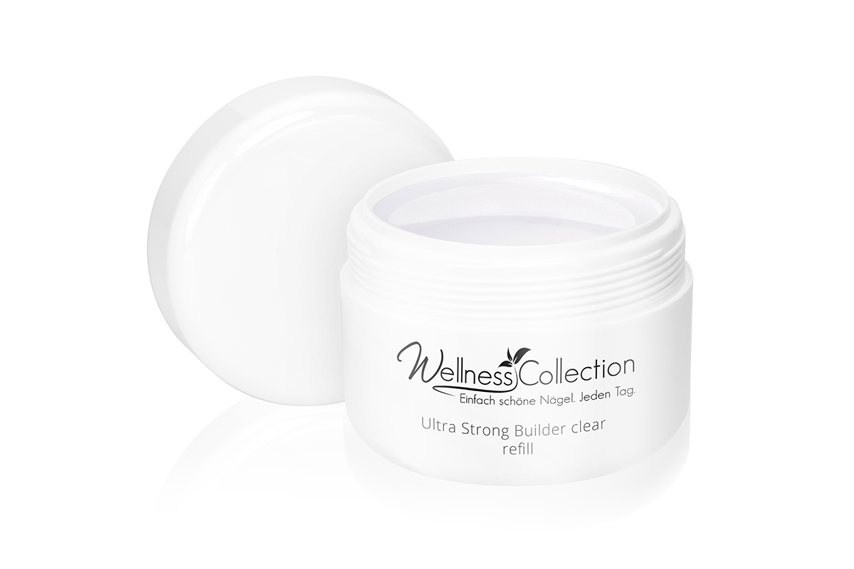 Jolifin Wellness Collection Refill - Ultra Strong Builder clear 15ml