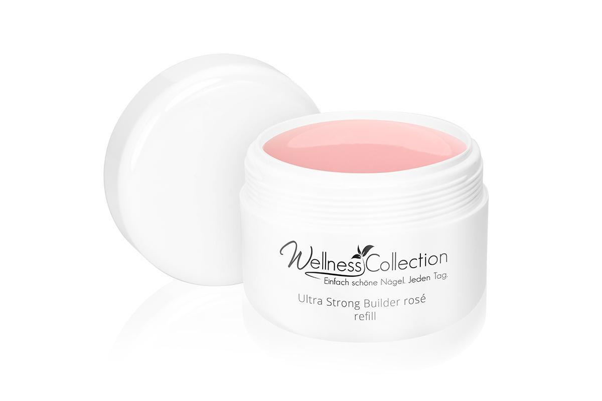 Jolifin Wellness Collection Refill - Ultra Strong Builder rosé 15ml