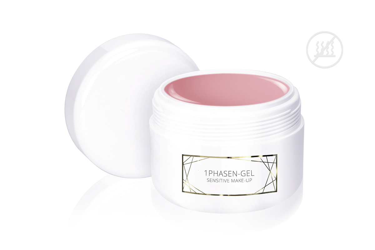 Jolifin LAVENI PRO - 1Phasen-Gel sensitive make-up 250ml