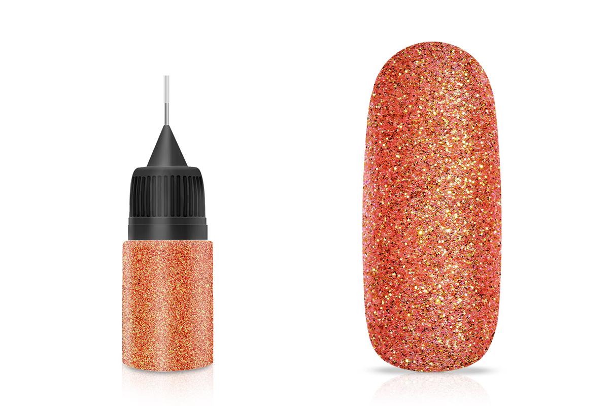 Jolifin LAVENI Diamond Dust - velvet apricot