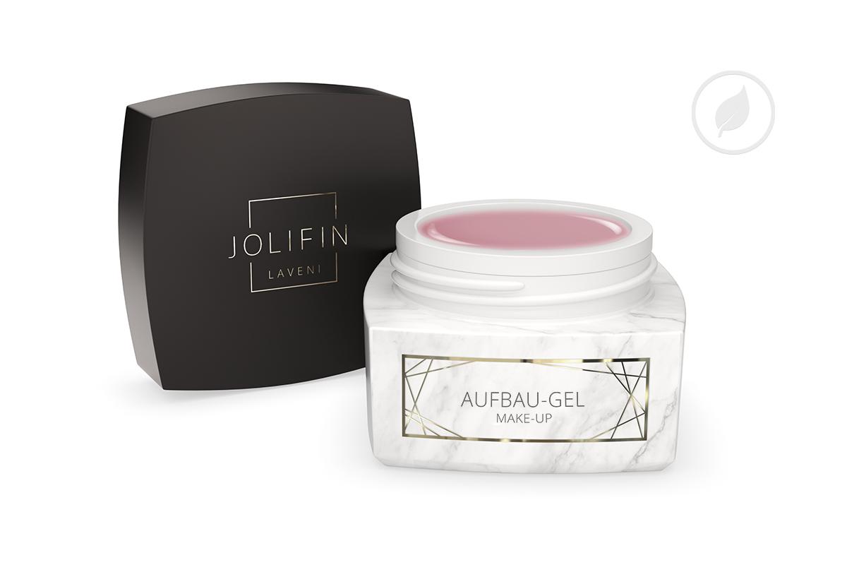 Jolifin LAVENI PRO - Aufbau-Gel make-up 15ml