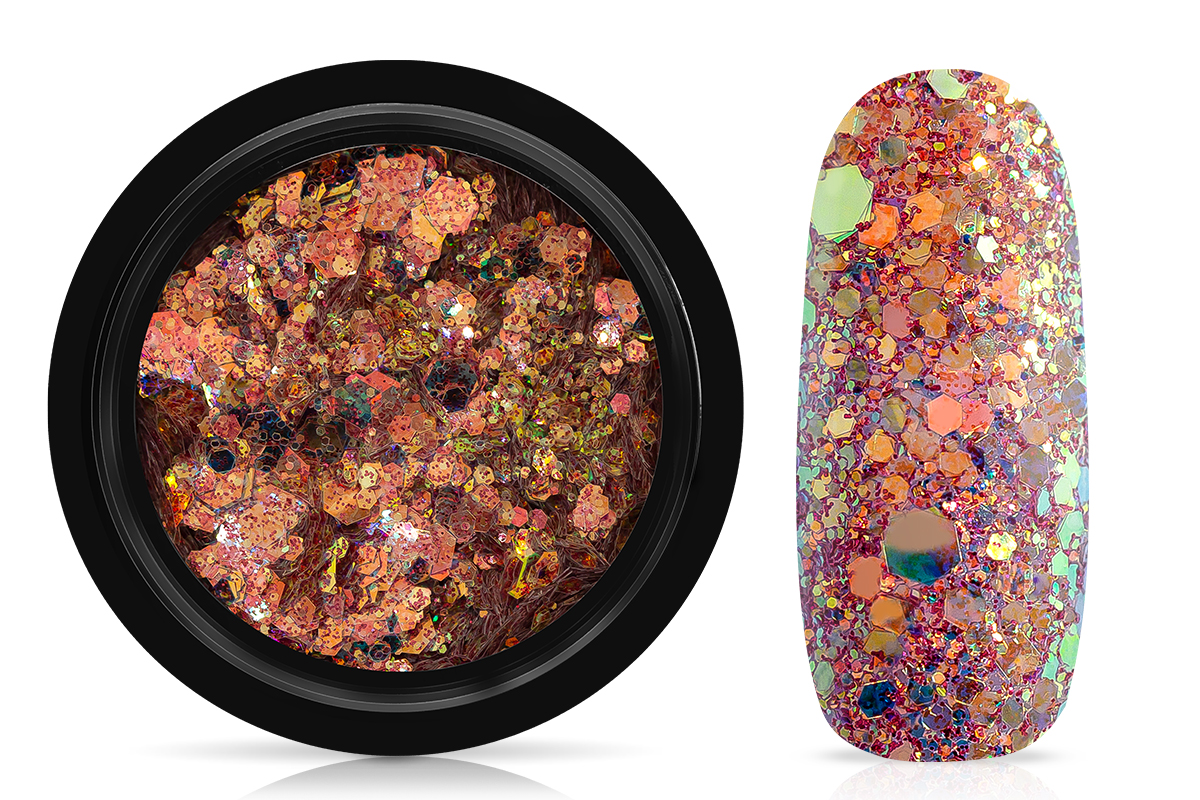 Jolifin LAVENI Mermaid Glitter - cherry juice