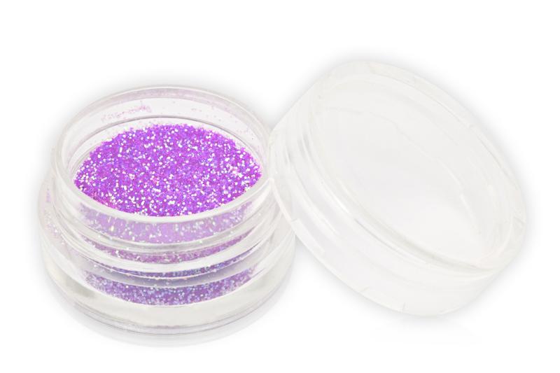 Jolifin Glitterpuder lila