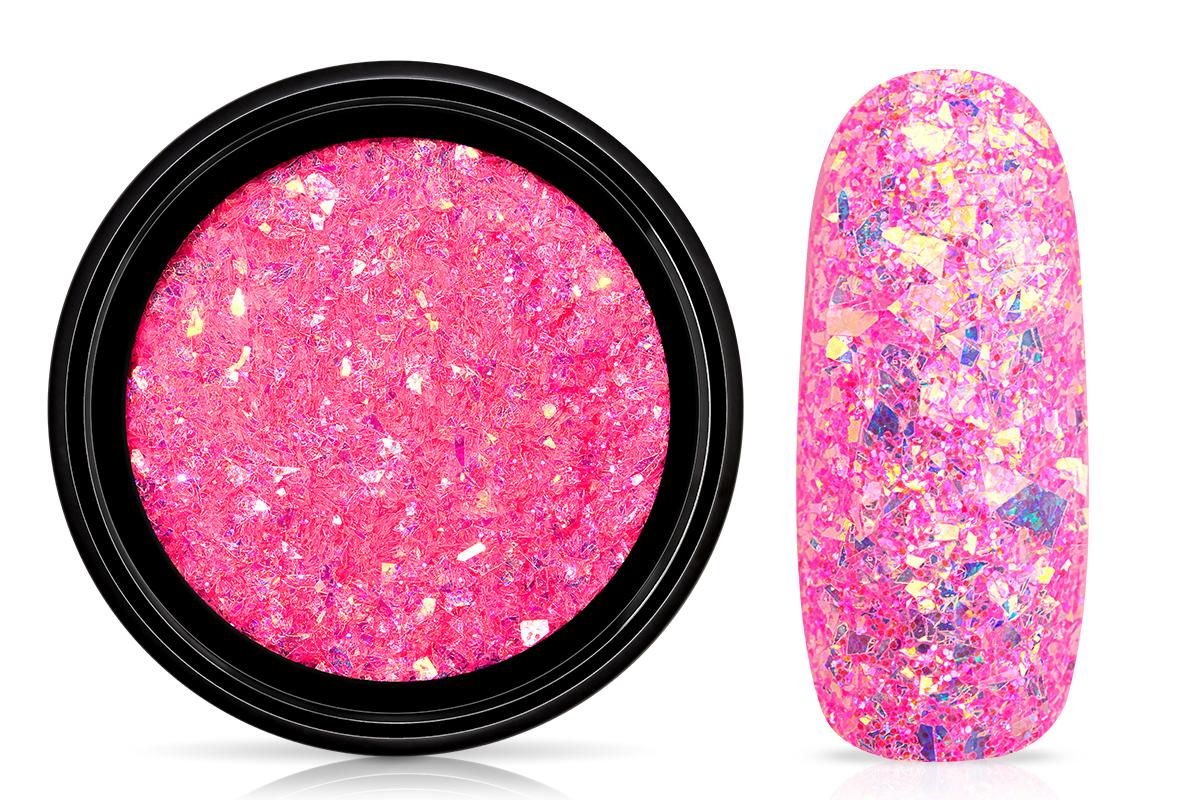 Jolifin LAVENI Mermaid Flakes Glitter - pink