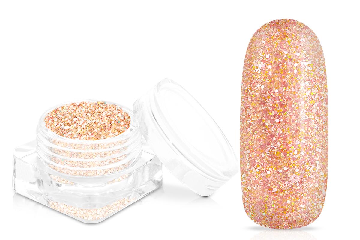 Jolifin Matt-Effekt Glitter - cream