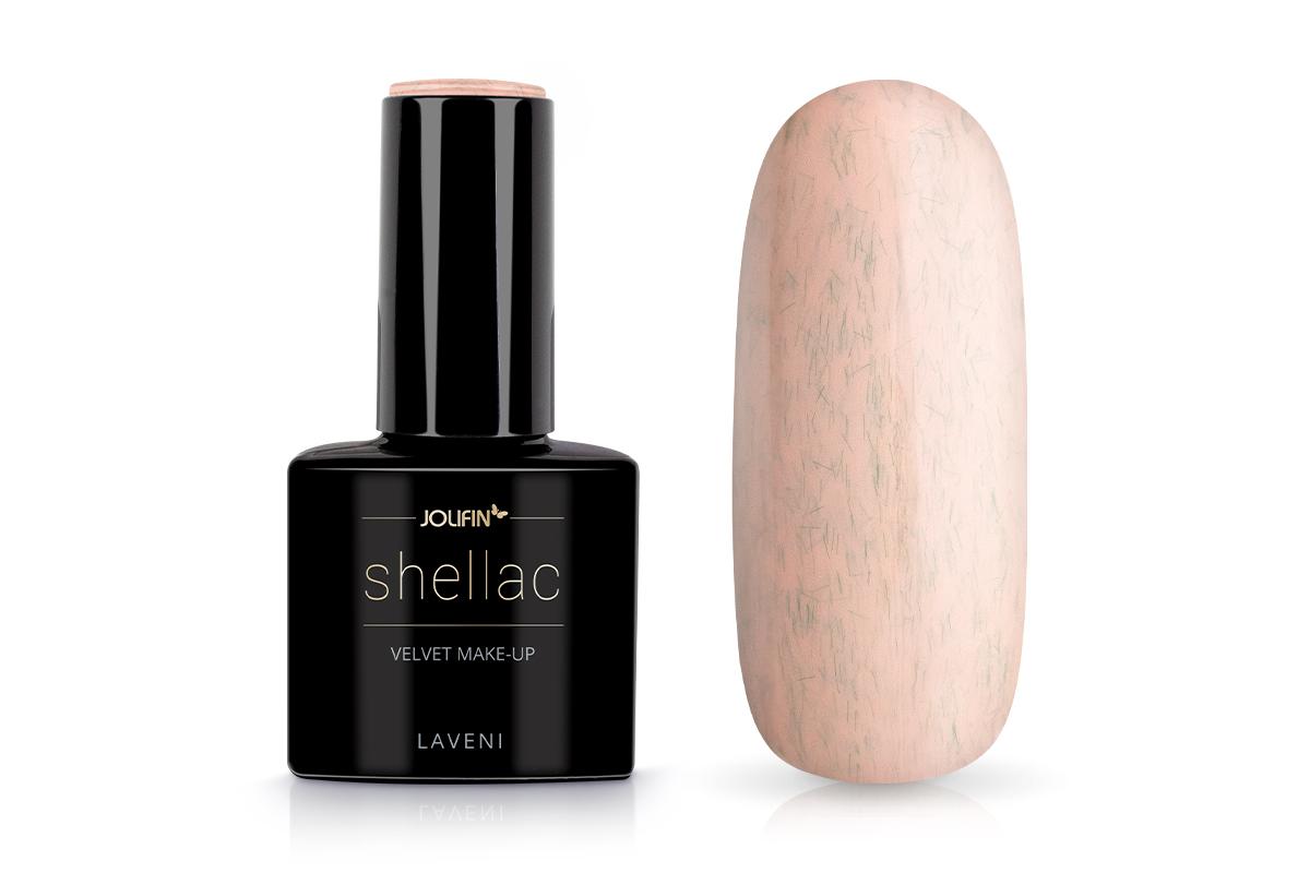 Jolifin LAVENI Shellac - velvet make-up 12ml