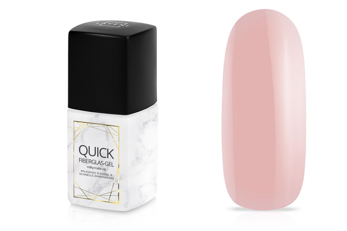 Jolifin LAVENI PRO - Quick Fiberglas-Gel milky make-up 11ml