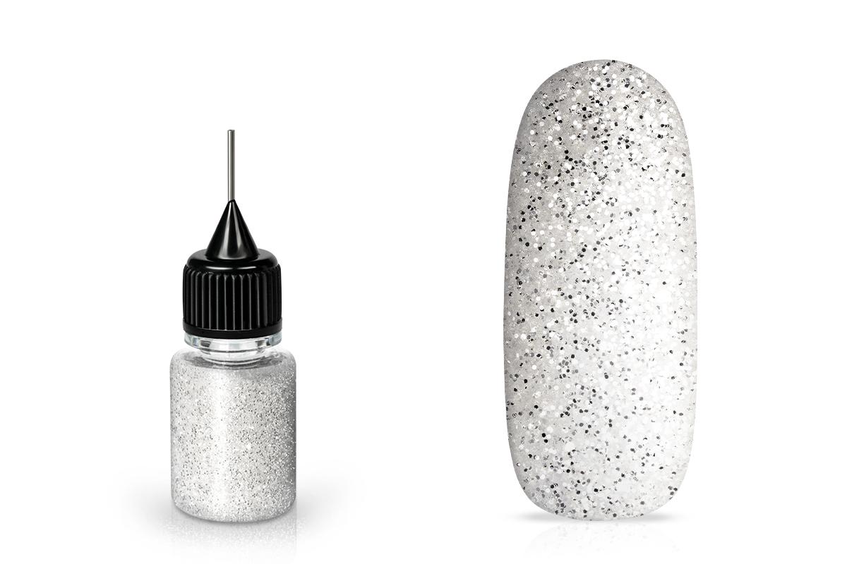 Jolifin LAVENI Diamond Dust - glamorous silver