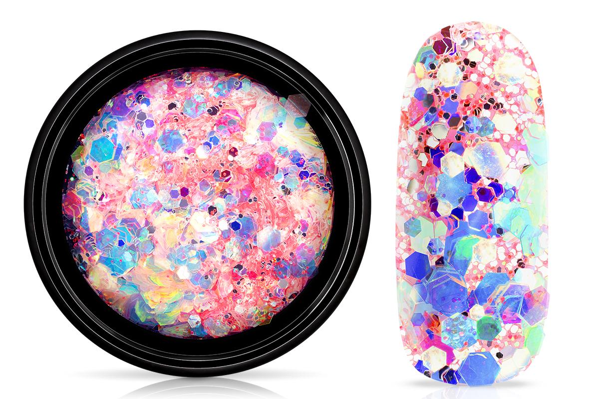 Jolifin LAVENI Mermaid Glitter - coral