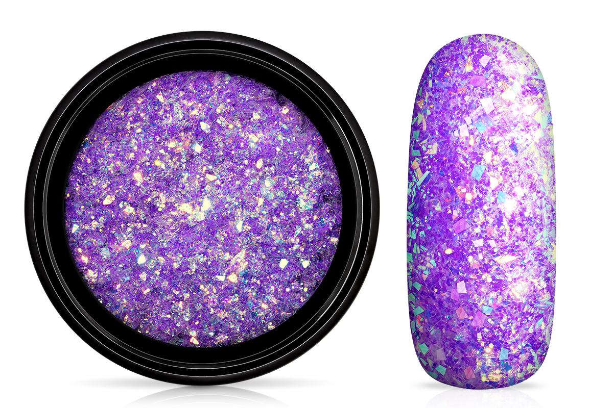 Jolifin LAVENI Mermaid Flakes Glitter - lavender