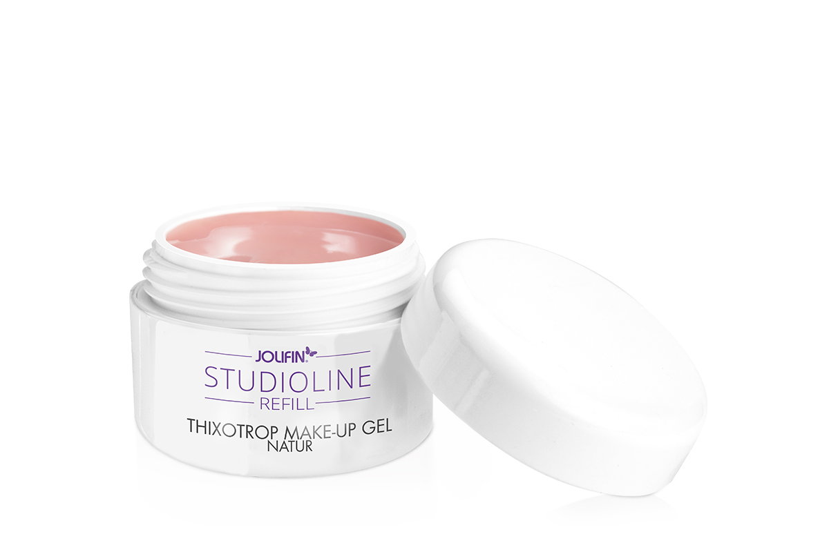 Jolifin Studioline Refill - Thixotrop Make-Up Gel natur 5ml
