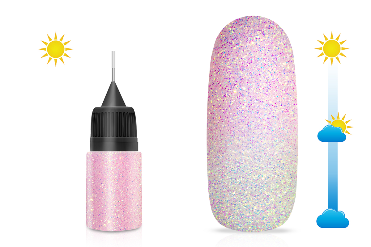 Jolifin LAVENI Diamond Dust - Solar rosy-lilac