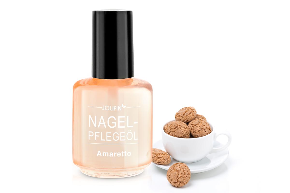 Jolifin Nagelpflegeöl Amaretto 14ml