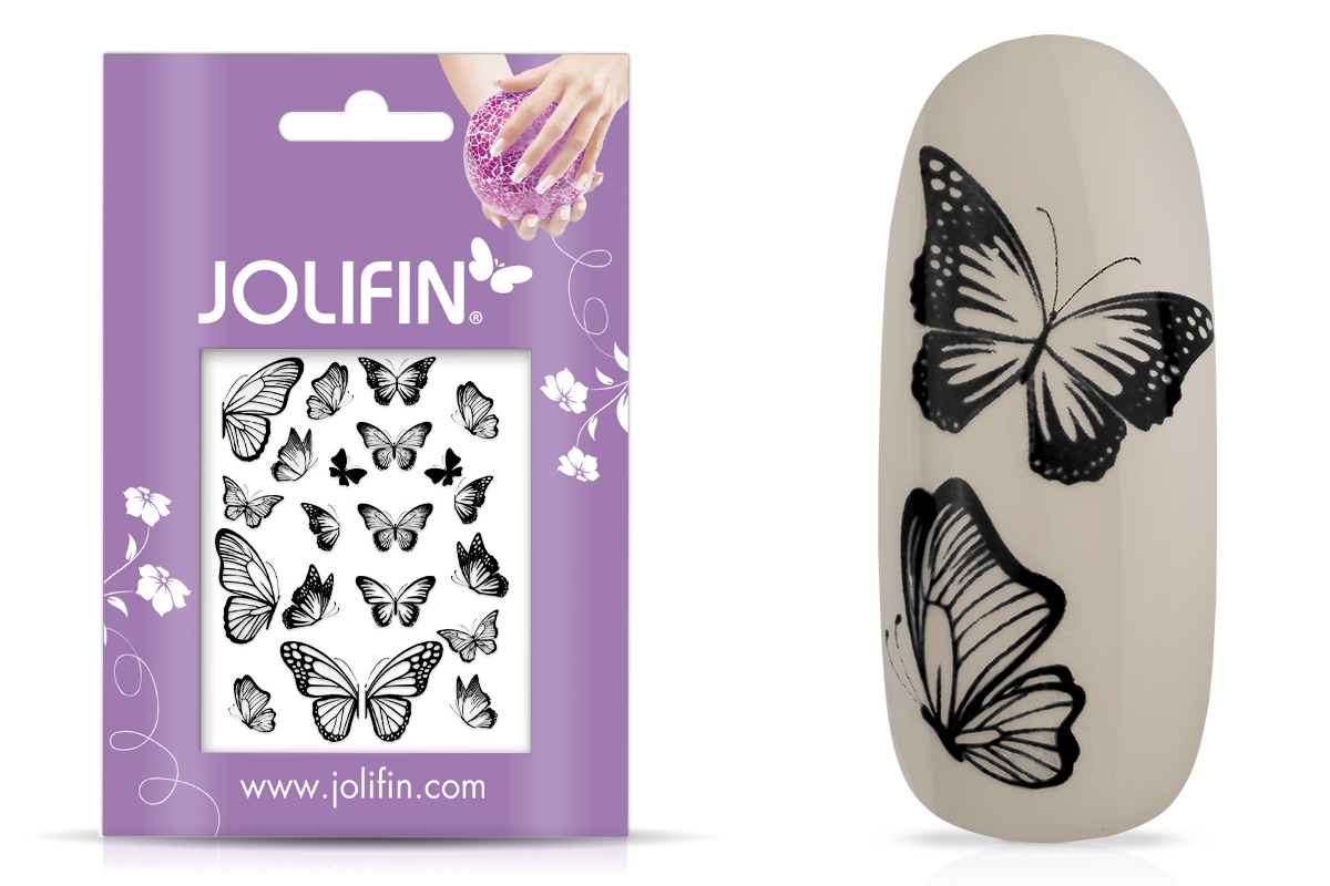 Jolifin Flora Nailart Tattoo Nr. 21
